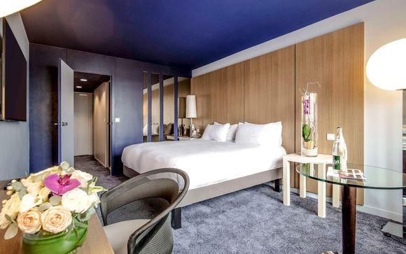 Hotel Pullman Bordeaux Lac 4*