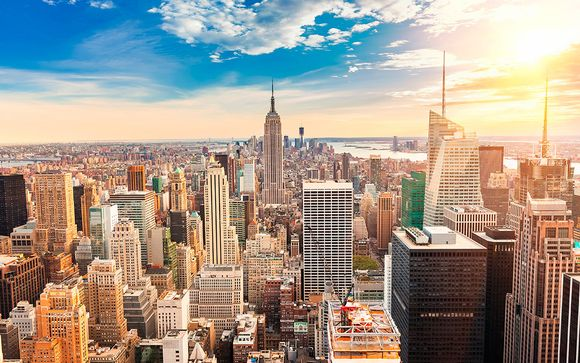 Estados Unidos Nueva York - Hampton Inn Times Square Central desde 200,00 €