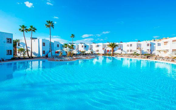 Fuerteventura: Corralejo - Labranda Bahía de Lobos 4*