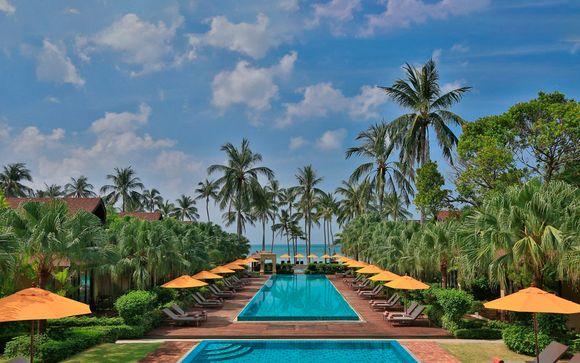 Well Hotel Bangkok Sukhumvit 20 5* y The Passage Samui 5*