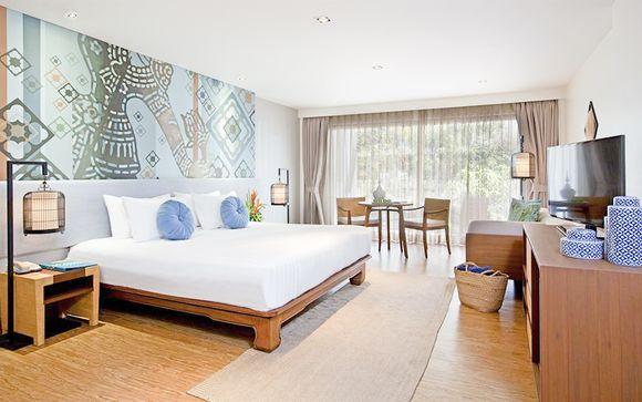 El Hotel Manathai Khao Lak 4* le abre sus puertas