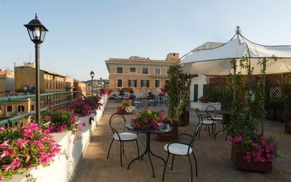 Italia Roma - Hotel Atlante Garden 4* desde 41,00 €