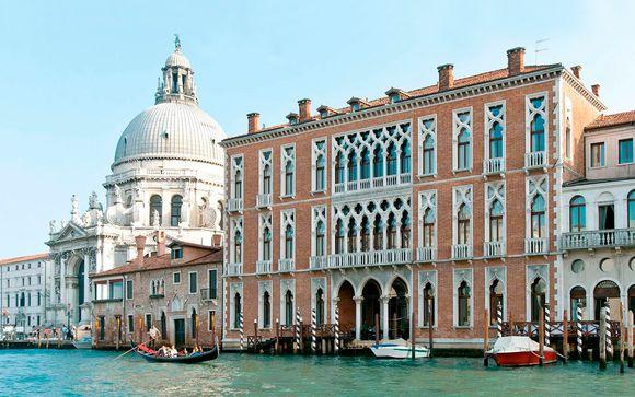Italia Venecia - Sina Centurion Palace 5* desde 107,00 €