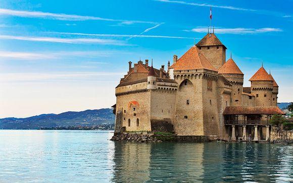Suiza Ginebra - Suiza y Selva Negra desde 1.055,00 ? con Voyage Prive en Ginebra Suiza