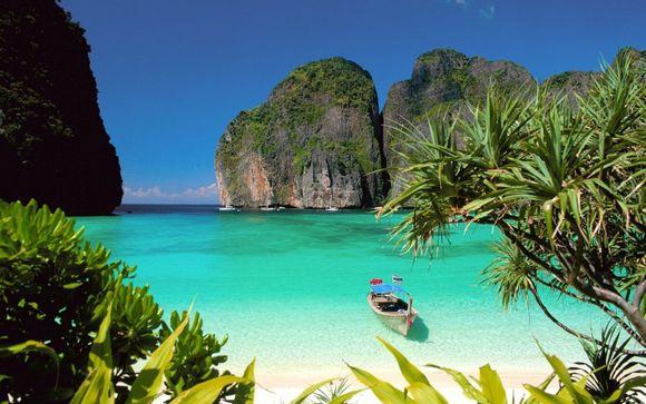 Tailandia Khao Lak - Hotel Furama Silom 4* y Khaolak Oriental Resort 4* - Sólo adultos desde 895...