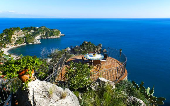 Italia Taormina Grand Hotel San Pietro 5* desde 199,00 €
