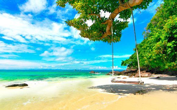 Tailandia Khao Lak - Hotel Mandarin 4*, T- Villa Phuket 4* y The Leaf Oceanside 4* desde 803,00 €