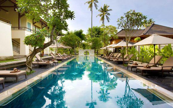 Nusa Dua Beach Hotel & Spa 5*, en Nusa Dua