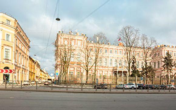 ¡Completa tu estancia en San Petersburgo!