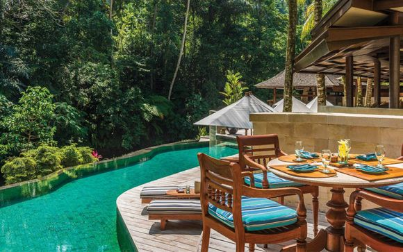 Bali le está esperando