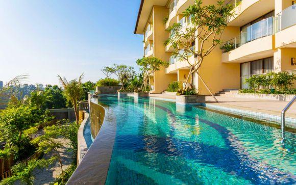 SereS Springs 5* y Sudamala Suites & Villas Sanur 5*
