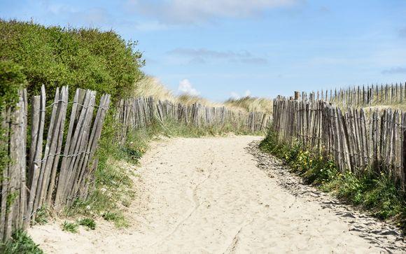 La costa belga te espera