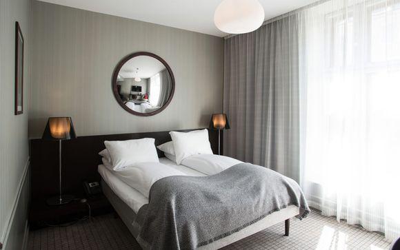 Bergen Bors Hotel 4*