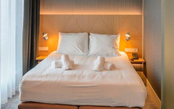 El Hotel Amadi Panorama 4* le abre sus puertas