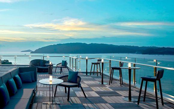 Tus hoteles 5* (en caso de escoger la extensión previa o posterior al crucero, opción 3 o 4)