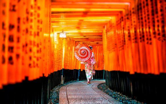 Inmersión en Japón