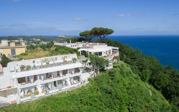 Paradise Relais Villa Janto 4*