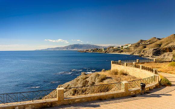 La Costa de Almería te espera