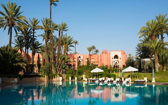 Marruecos Marrakech - Riad Palais Mehdi 5* desde 132,00 €