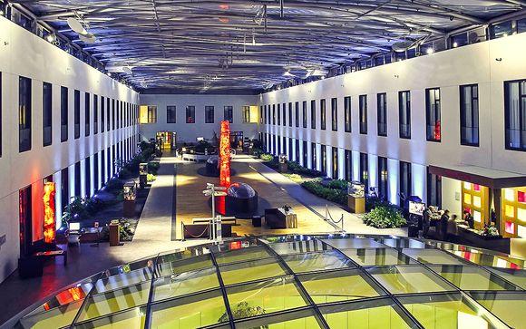 Alemania Berlín - Mercure Hotel Moa Berlin 4* desde 103,00 €