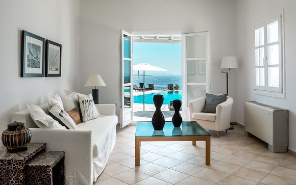 Capo Di Mykonos Resort 4*