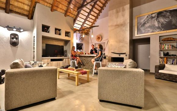 Lindiwe Safari Lodge 4*