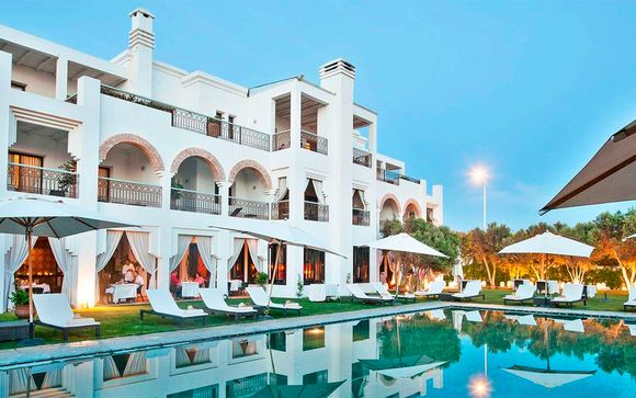 Exclusividad en un hotel boutique Agadir Marruecos en Voyage Prive por 138€