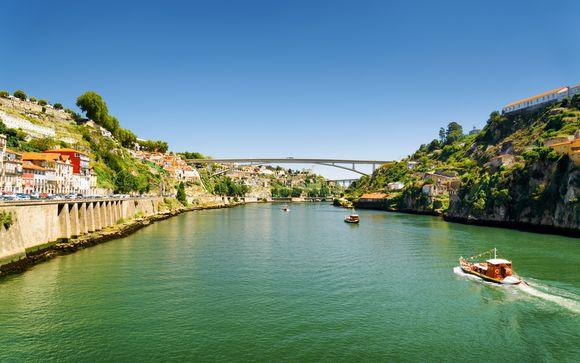 Portugal Oporto - Invicta Ribeira Boat Hotel desde 91,00 €