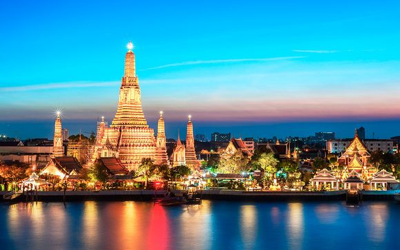 Bangkok y Krabi te esperan