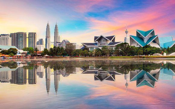 El sudeste asiático te espera