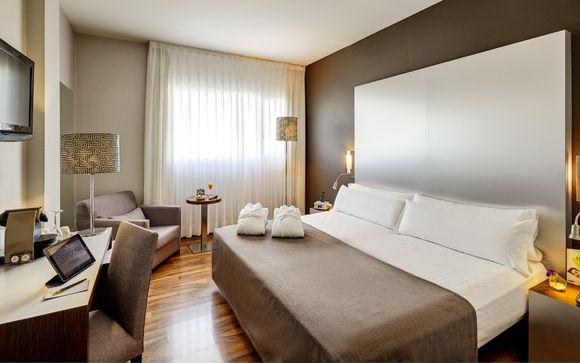 Sercotel Hotel JC1 Murcia 4*