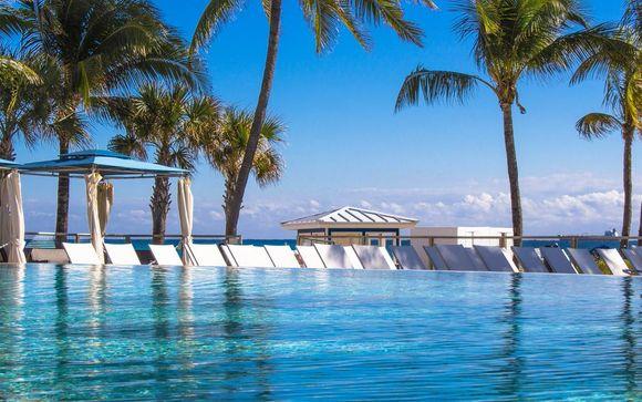 B Ocean Resort Fort Lauderdale 4* y crucero Majesty of the Seas