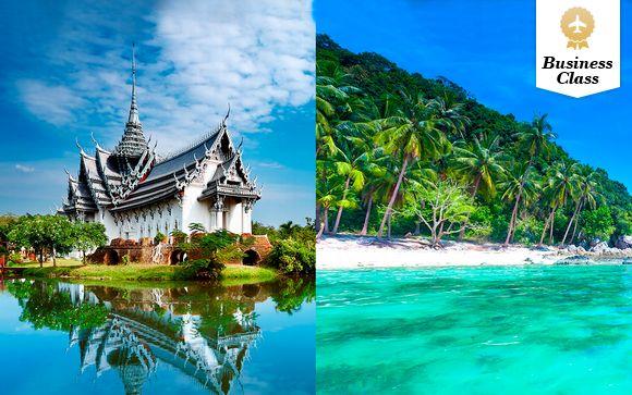 Tailandia Bangkok - Combinado 5* Well Hotel Sukhumvit y Crowne Plaza Phuket desde 3.293,00 €