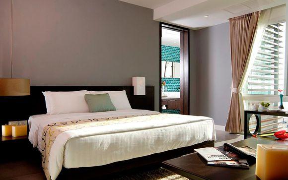 El Moevenpick Resort & Spa Karon Beach 5* le abre sus puertas