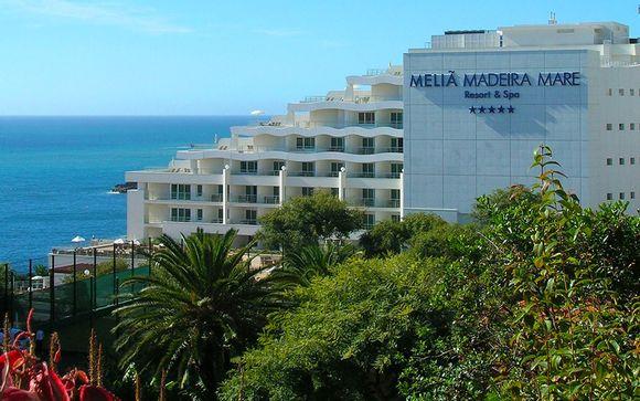 Meliá Madeira Mare 5*