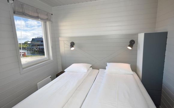 Hotel Lankanholmen Sjøhus