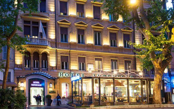 Italia Roma – Hotel Imperiale 4* desde 100,00 ? Roma Italia en Voyage Prive por 100.00 EUR€