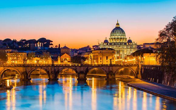 Italia Roma - Occidental Aurelia 4* desde 32,00 €