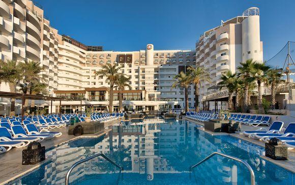 Hotel db San Antonio Hotel & Spa 4*