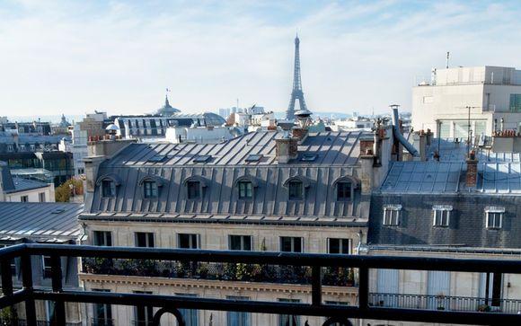 El Hotel Hyatt Paris Madeleine  le abre sus puertas