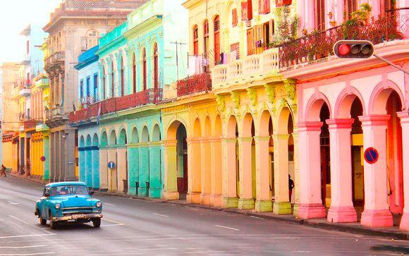 Cuba La Habana - Circuito en Cuba con Meliá desde 1.471,00 €