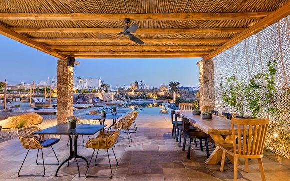Portes Mykonos Suites & Villas 4*