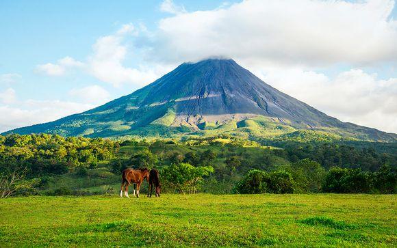 Costa Rica San José - Autotour por Costa Rica con extensión a Planet Hollywood 5* desde 1.349,00 €