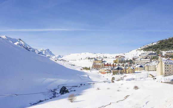 Huesca  Hotel Spa Real Villa Anayet 4*