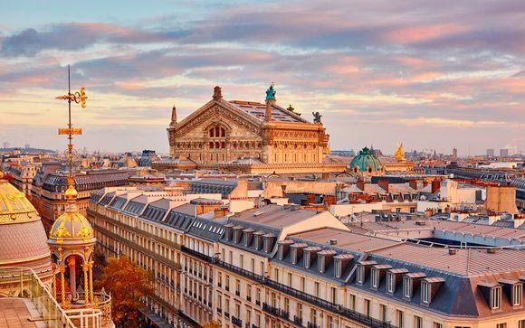 París le espera
