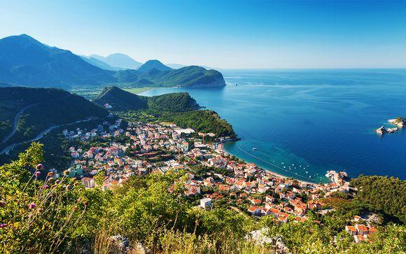 Fly & Drive: Descubre Croacia y Montenegro