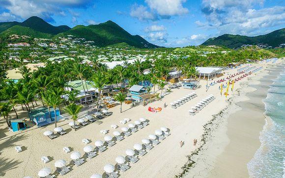 Votre extension à La Playa Orient Bay Boutique-Hôtel