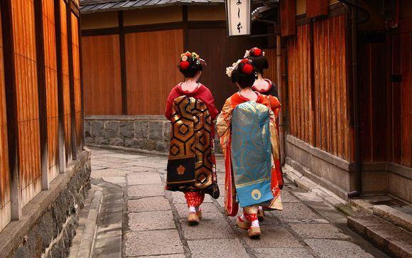 Votre circuit japonais en un clin d'oeil