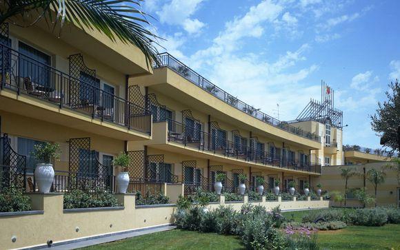 Hotel A Catane Bord De Mer