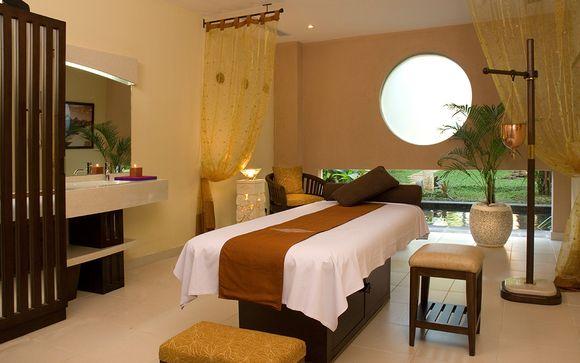 Poussez les portes de l'hôtel Hôtel Ayodya Resort 5* à Nusa Dua